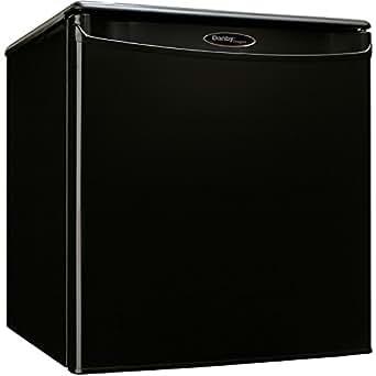 Danby DAR017A2BDD Compact All Refrigerator, 1.7 Cubic Feet, Black