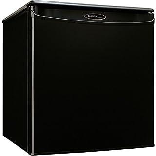 Danby DAR017A2BDD Compact All Refrigerator, 1.7 Cubic Feet, Black (B00O2N3JDG)   Amazon price tracker / tracking, Amazon price history charts, Amazon price watches, Amazon price drop alerts