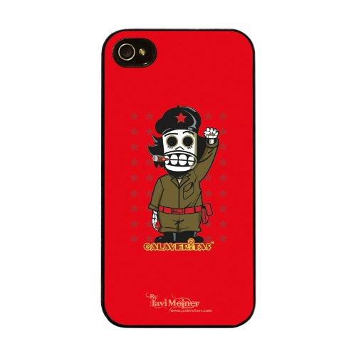 Diabloskinz H0026-0066-0036 Revolution Schutzhülle für Apple iPhone 4/4S