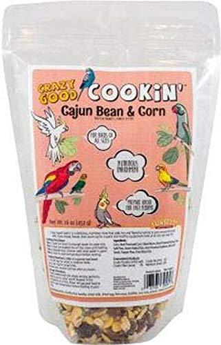 Crazy Good Cookin' Cajun Bean & Corn, 16oz