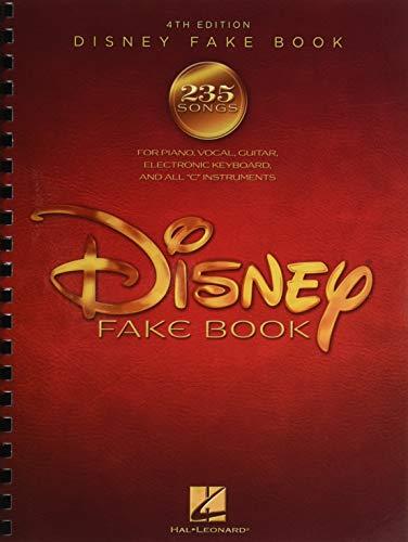 The Disney Fake Book from Hal Leonard