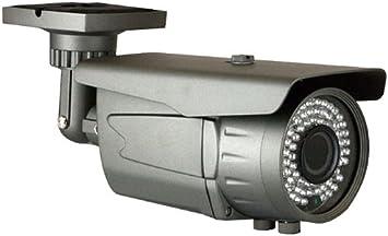 1100TVL Auto IRIS Lens 1.3 MEGAPIXEL Resolution Varifocal Bullet IR Camera