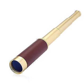 Vendimia Portátil Telescopio Isuper Monocular Plegable Para Niños Del 25x Catalejo La De Pirata Bolsillo Impermeable wiXPuTOkZ