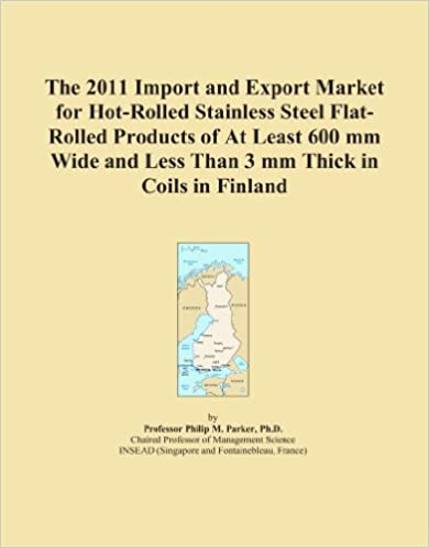 The 2011 Import and Export Market for Hot-Rolled Stainless Steel Flat-Rolled Products of At Least 600 mm Wide and Less Than 3 mm Thick in Coils in Finland