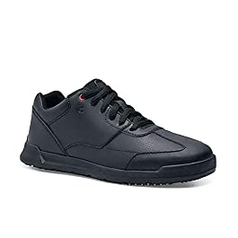 Shoes for Crews Liberty, Women's Slip Resistant Food Service Work Sneakers