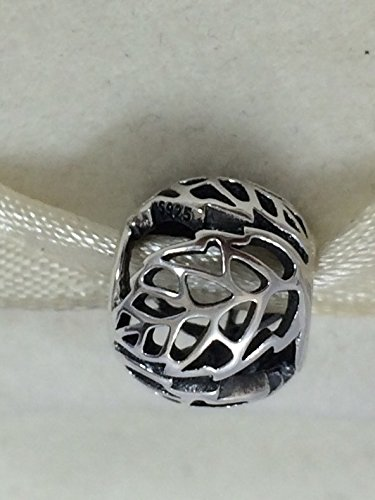 pandora autumn bliss sterling silver charm no 791190