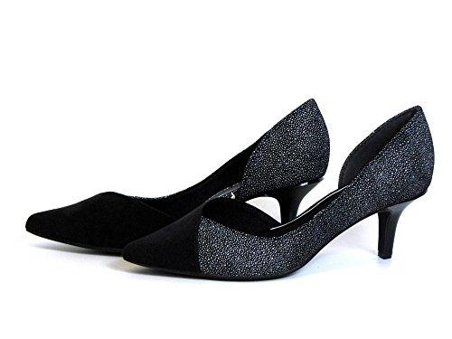 Marco Tozzi Donna scarpa décolleté BLACK COMB 2-2-22406-26/098