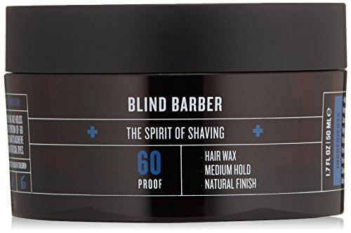 Blind Barber 60 Proof Hair Wax, 2.5 fl. oz.