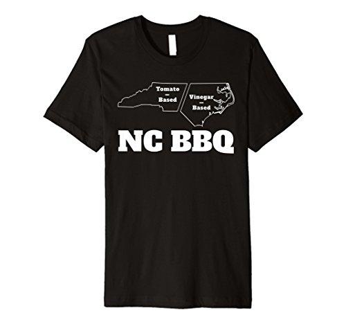 NC BBQ Shirt Vinegar Sauce Tee Barbecue Gift