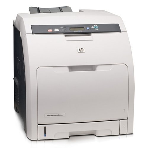 (HP Color Laserjet 3600DN Printer. 17PPM Black and Color, 600X600 Dpi, 128MB Ram( (Renewed))
