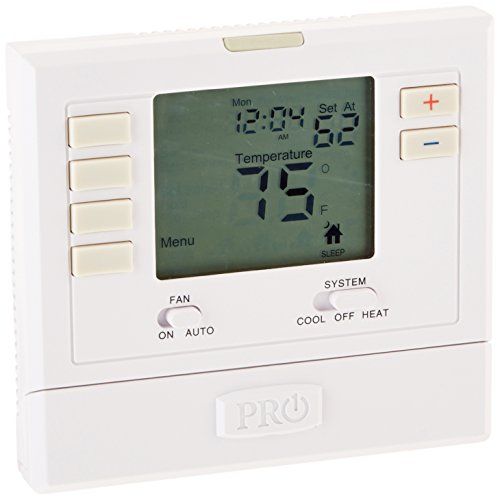(PRO1 T705 Single Stage NEW AL AC Air Conditioner Programmable Digital Thermostat)