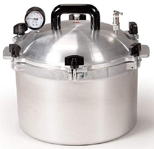 All American Tattoo Piercing Autoclave Sterilizer - 15QT Stove Top