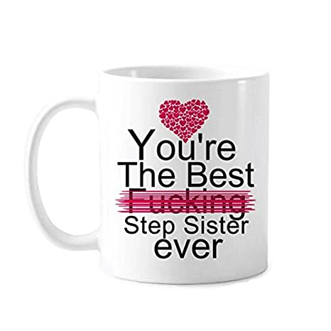 Amazon.com | 11OZ White mugs Best Funny Quotes mugs You\'re ...