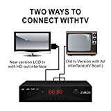 Digital TV Converter Box, ATSC Cabal Box - ZJBOX