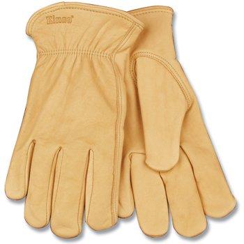 Premium Grain Cowhide Unlined Drivers Gloves ()