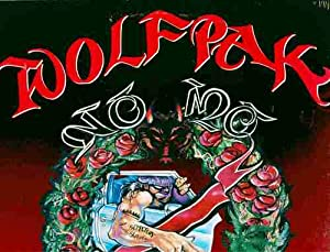 "Wolfpack ~ No Mo Drive Bys (Original 1994, 12"" Vinyl Single Featuring 7 Tracks)"