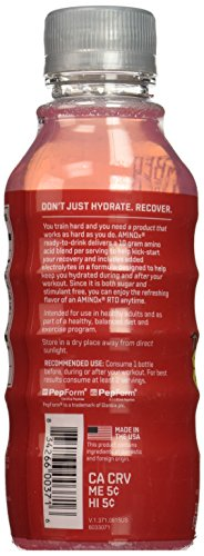 BSN Aminox Ready-to-Drink, Watermelon, 12 Count