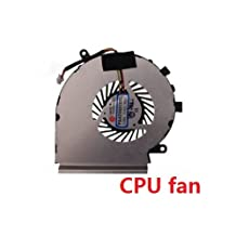 wangpeng® Generic New MSI GE62 GE72 PE60 PE70 GL62 GL72 Compatible CPU Cooling Fan PAAD06015SL N285 (NOT fit for GPU)