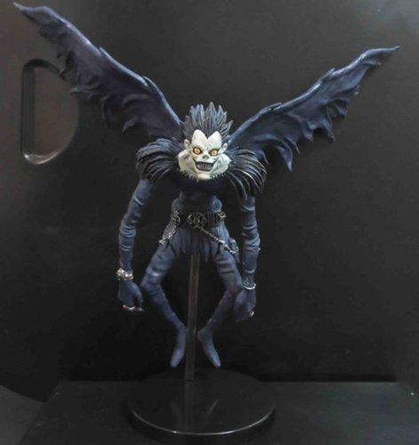 "Death Note Deathnote Ryuk Ryuuku 18cm/7"" Statue Figure Toy Loose New"