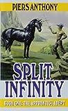 Download SPLIT INFINITY, BOOK 1 OF THE APPRENTICE ADEPT in PDF ePUB Free Online