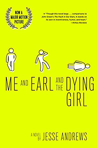 book cover of Me and Earl and the Dying Girl