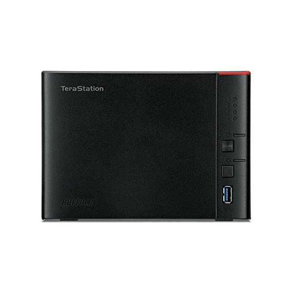 Buffalo TeraStation 1000 Series NAS Hard Drives included 3 Small office/home office economical storage solution Pre-tested standard-grade hard drives included - with RAID pre-configured 3 years warranty with 24/7 North American-based support