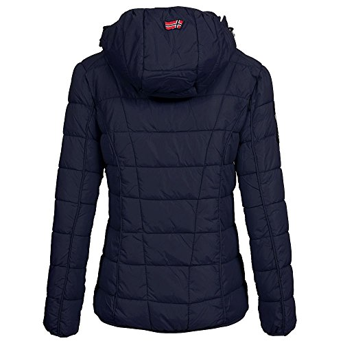 Geographical Norway - Doudoune Femme Geographical Norway Berechite Marine