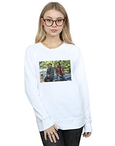 Entrenamiento Camisa Absolute Mujer Blanco Cult De Supernatural Brothers Impala qAwXOpA0