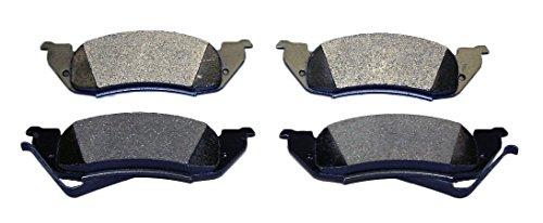 Dodge Brake Pad Sensor (Monroe DX529A Dynamic Premium Brake Pad Set with Wire Wear)