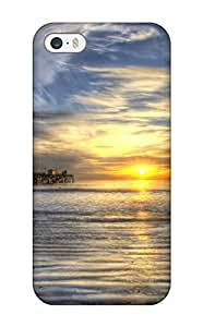 New Locations San Clemente Tpu Case Cover Anti Scratch Phone Case For Iphone 5/5s