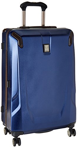 Travelpro Crew 11 25'' Hardside Spinner Suitcase, Navy by Travelpro