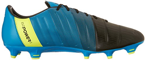 PUMA MENS EVOPOWER 3.3 FG - (Black/white/atomic blue/safety yellow) z5huzsXon