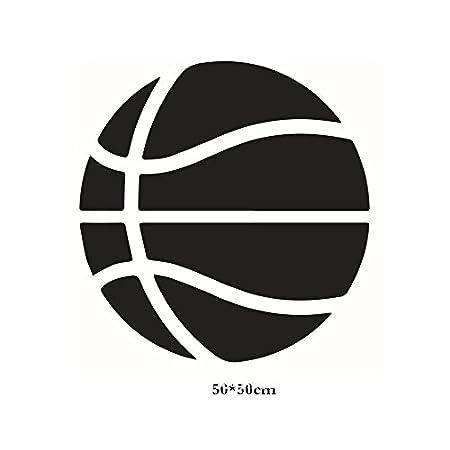 Classic quality Moda de Arte de Pared Deportes Baloncesto vinilos ...