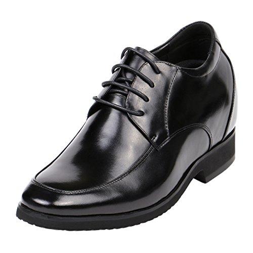 4 Inch Men Height High Heel Hidden Dress Height Men Shoes To Grow Tall For Short Guy GKD82 B01M9D809Z Shoes 64466b