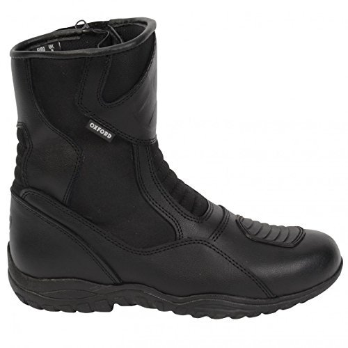 Short Motorcycle Boots Mens - 6