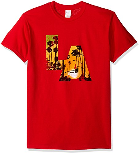 ovb-mens-los-angeles-photo-short-sleeve-t-shirt-red-medium