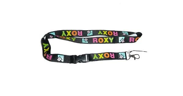 Amazon.com: Roxy Lanyard ID Holder llavero – regalo perfecto ...