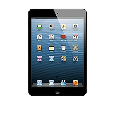 "Apple iPad Mini MD528LL/A 16GB WiFi 7.9"", Black (Refurbished)"