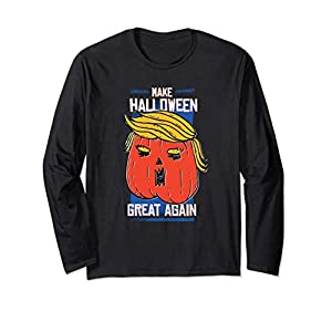 Trumpkin Shirt Long Sleeve