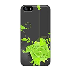 Awesome Design Abstract Bird Hard Case Cover For Iphone 5/5s