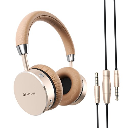 Satechi Bluetooth Headphones Audio out Smartphones