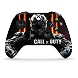 Dreamcontroller Xbox One Non-Modded Controller - Customized Design with Anti-Slip Soft Grip - Great for Gaming Competitions and Tournaments - Bluetooth for Windows 10 PC(Call of Duty Dual)