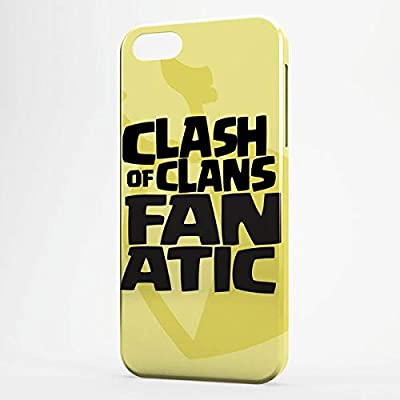 Clash of clans gold iphone case