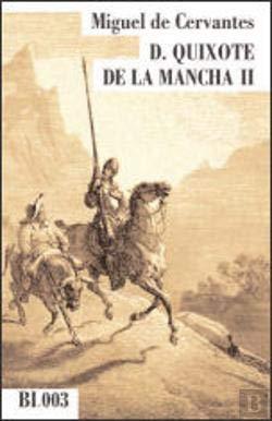D. Quixote De La Mancha II Livro de Bolso