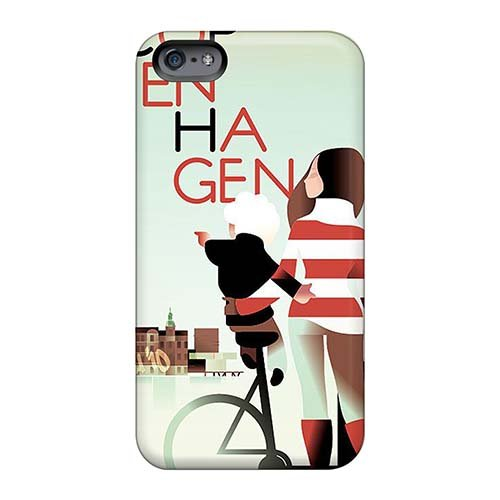 Adina Vera Premium Protective Hard Cases For Iphone 6s- Nice Design - Bicycle Art