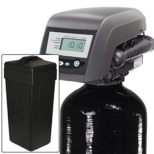 48,000 Grain 48k Water Softener with Autotrol 268/760 Logix Metered Controller