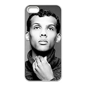 Imperturbable handsome man Cell Phone Case for iPhone 5S