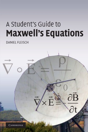 - A Student's Guide to Maxwell's Equations (Student's Guides)