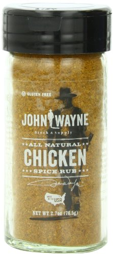 low sodium chicken rub - 3