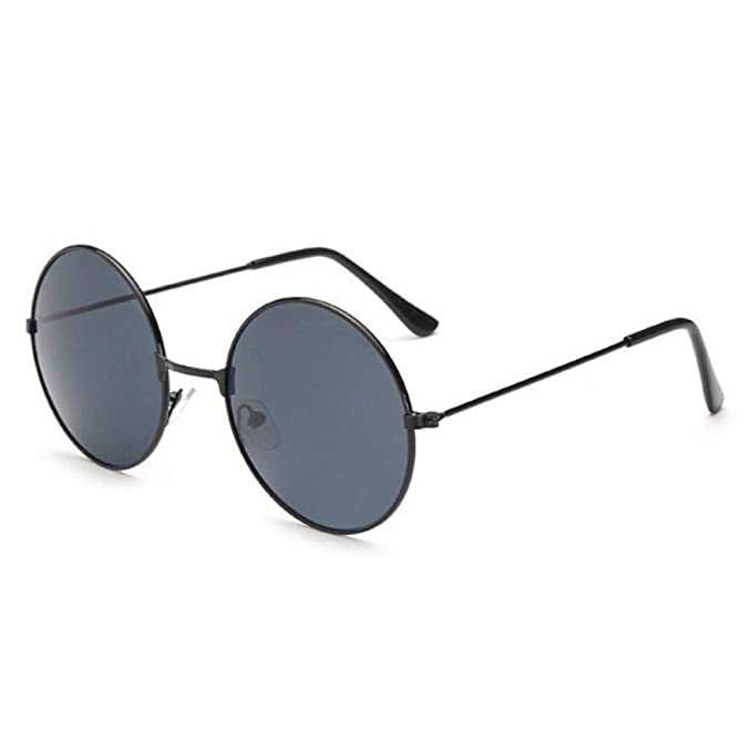a1e2ef1f7f XMDNYE Gafas De Sol De Policarbonato Con Lentes Uv400 Para Niños Niños/Niñas  Prince Espejo Marco Redondo De Aleación: Amazon.es: Ropa y accesorios